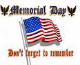 Holiday - National Memorial Day