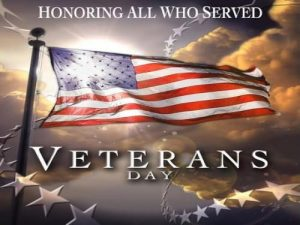 Holiday - Veterans Day